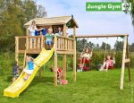 JUNGLE GYM PLAYHOUSE-PLATFORMA XL-SWING
