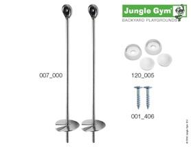 Ancorare corecta turn Jungle Gym