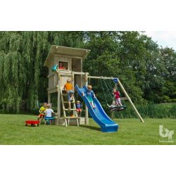 BLUE RABBIT BEACH HUT CU MODUL SWING-MINIPICNIC-WALL