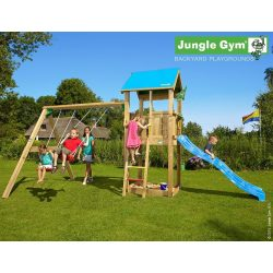JUNGLE GYM CASTLE-SWING