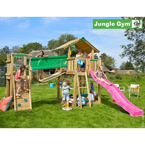 JUNGLE GYM CHALET-BRIDGE MODUL