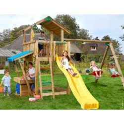 JUNGLE GYM CHALET-MINIMARKET-SWING