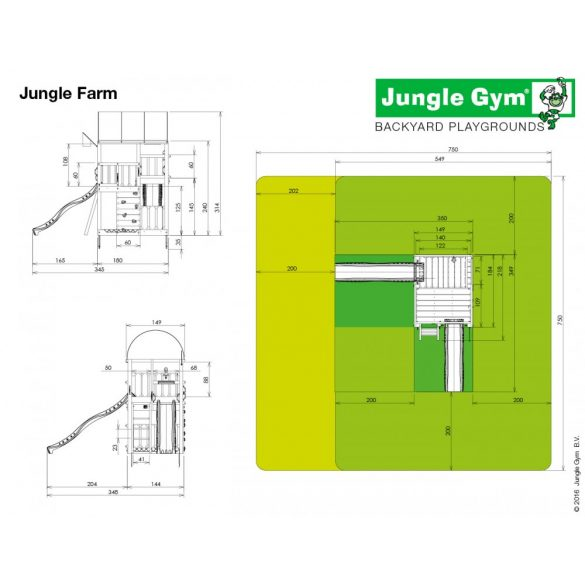 JUNGLE GYM FARM-MINIPICNIC