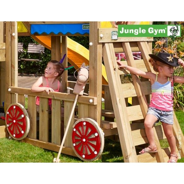 JUNGLE GYM SHELTER-LOCOMOTIVA