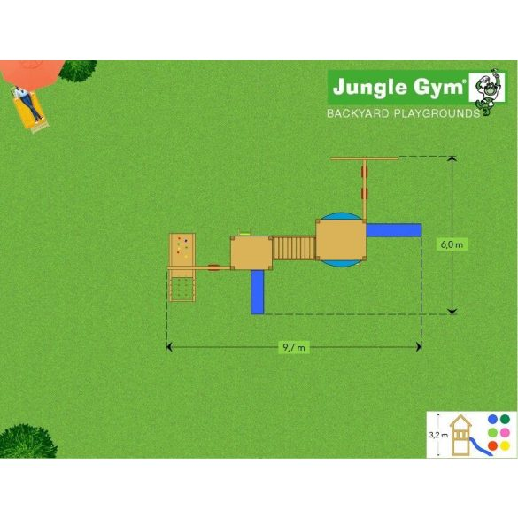 JUNGLE GYM MEGA 1