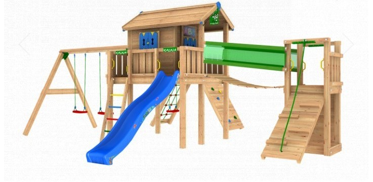 loc de joaca combo jungle gym